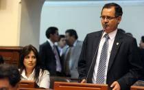 Elecciones 2014: Congreso rechaza renuncia de Marco Falconí