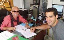 Guty Carrera ya estudia actuación en Estados Unidos