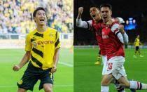 Champions League: Borussia Dortmund y Arsenal se enfrentan en el grupo D