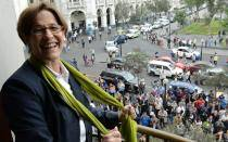 Elecciones 2014: Declaran improcedente tacha a Susana Villarán por Corredor Azul