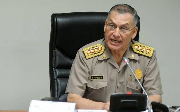 Director PNP: Probaré que no tuve relación con resguardo indebido a López Meneses
