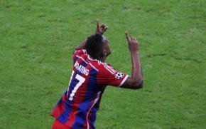 Bayern Múnich venció 1-0 al City con tanto agónico de Boateng