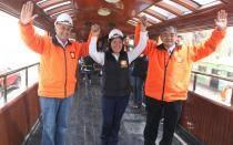 Elecciones 2014: Sánchez Aizcorbe propone tren para unir Lima con sus provincias