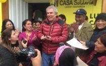 Luis Castañeda determinaría continuidad de Corredor Azul tras estudios