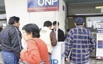 ONP coordinará con Sunat devolución de aportes a independientes