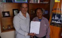 Alcalde de San Bartolo fue condenado a tres años de prisión suspendida
