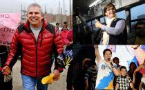 Ipsos: Castañeda consigue 50% en intención de voto