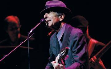 Leonard Cohen, 80 años del poeta errante de la música