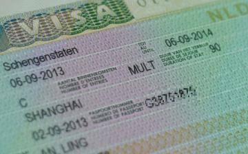Estiman que exención de la visa Schengen será en junio de 2015
