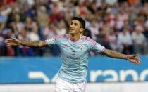 Atlético de Madrid empató 2-2 con el Celta de Vigo