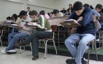 Examen de admisión a la Universidad Nacional Mayor de San Marcos: Resultados