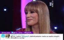 Edith Tapia sobre Guty Carrera: ''No tengo a mis hijos debajo de la falda''
