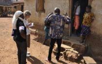 Ébola: Sierra Leona culmina cuarentena total de tres días