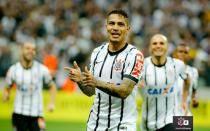 Paolo Guerrero y el gol con el que igualó récord de Ronaldo en el Corinthians