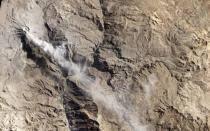 Volcán Ubinas registra exhalaciones y el Sabancaya actividad sísmica