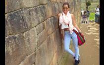 [FOTOS] Milett Figueroa se divirtió y recargó energías en Machu Picchu