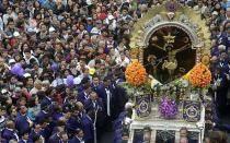 Señor de los Milagros: 200 serenos brindarán seguridad en procesión