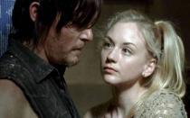 The Walking Dead: ¿Pasará algo entre Beth y Daryl Dixon?