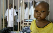 ONU: Huérfanos por el ébola son estigmatizados en sus comunidades