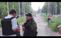 Ucrania: Cuatro muertos ataque de artillería a colegio de Donetsk