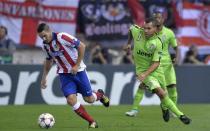 Atlético de Madrid ganó 1-0 a Juventus por la Champions League