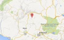 Cuatro sismos remecieron el Perú en menos de 5 horas