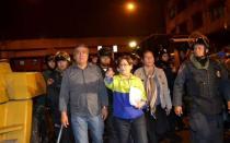 El 69% de limeños considera que Susana Villarán debería retirarse de la política