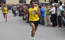 Peruano Raúl Machacuay ganó media maratón de Toronto