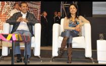 Ollanta Humala y Nadine Heredia mejoraron en popularidad en el último mes