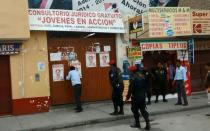 Ocho detenidos tras balacera en local de Acción Popular en Chimbote