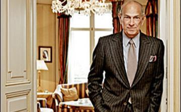 Murió Óscar de la Renta, el famoso diseñador de modas de Hollywood