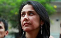 """Nadine Heredia sobre López Meneses: """"Intenta distraer con escándalo"""""""