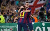 Champions League: Barcelona venció 3-1 al Ajax en el Camp Nou