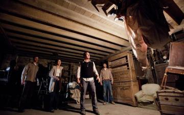 James Wan vuelve al terror con secuela de El conjuro