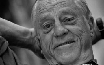 Ben Bradlee, exeditor del Washington Post, murió a los 93 años