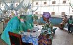 Ébola: Cerca de 10 mil personas se infectaron con el virus
