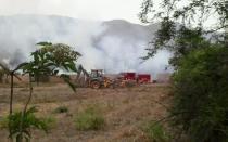 La Molina: Bomberos controlaron incendio en Universidad Agraria