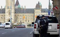 "Canadá: Atacante de Parlamento estaba fichado como ""viajero de alto riesgo"""