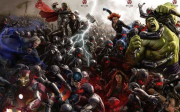 Tráiler de 'Avengers: Age of Ultron' fue filtrado en Internet