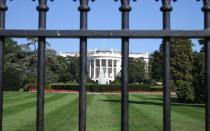 EEUU: Detienen a sujeto que intentó ingresar a la Casa Blanca