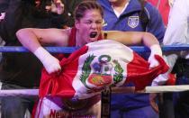 Linda Lecca defenderá título mundial el 23 de noviembre ante rival por confirmar