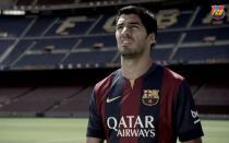 Luis Suárez listo para debutar con Barcelona en clásico ante Real Madrid