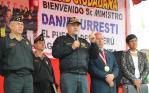 """Daniel Urresti: """"A la Policía le hace falta una central de emergencias"""""""