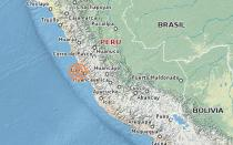Sismo de 3,8 grados se sintió en Lima