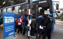 Corredor Azul: Línea 301 llegará hasta Surco y se conectará con Metropolitano