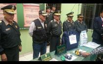 PNP frustra asalto a Hermes en Open Plaza de San Miguel