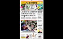 [PORTADAS] Así informan hoy los principales diarios peruanos