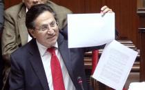 Toledo: Me parece irresponsable pedir vacancia de Humala