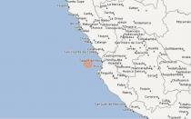 Ica: Fuerte sismo de 5,1 grados se sintió en Tambo de Mora