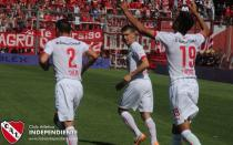 Argentina: Independiente venció a Tigre con este golazo olímpico